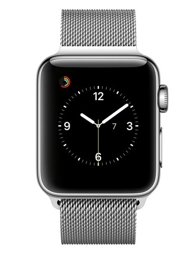 Apple Watch Series 2 Stainless Steel Case 42mm