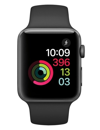 Apple Watch Series 2 Aluminium Case 42mm