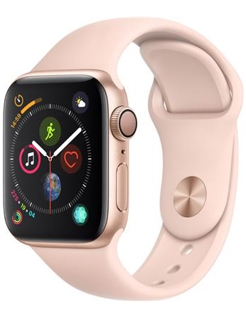 Apple Watch Series 4 GPS Aluminium Case